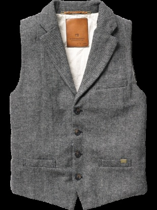 perfect men's vest