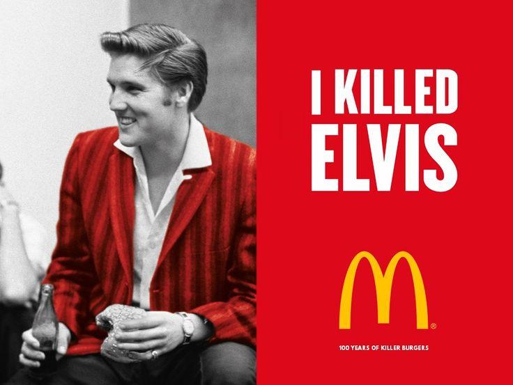 2015 Chip Shop Awards.  Brand: McDonalds Entrant: Freelance Year Entered: 2015 Categories: Best parody  Credited Individuals: Marcus Gibb /Creative Copywriter  James Swaley / Art Director