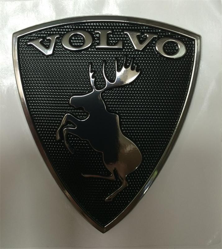 Клубный лось Вольво Эксклюзивные клубные эмблемы с лосем Volvo, изготовленные по новой иновационной технологии в 3D форме. С применением специальной пресс-формы, для придания своеобразного ...