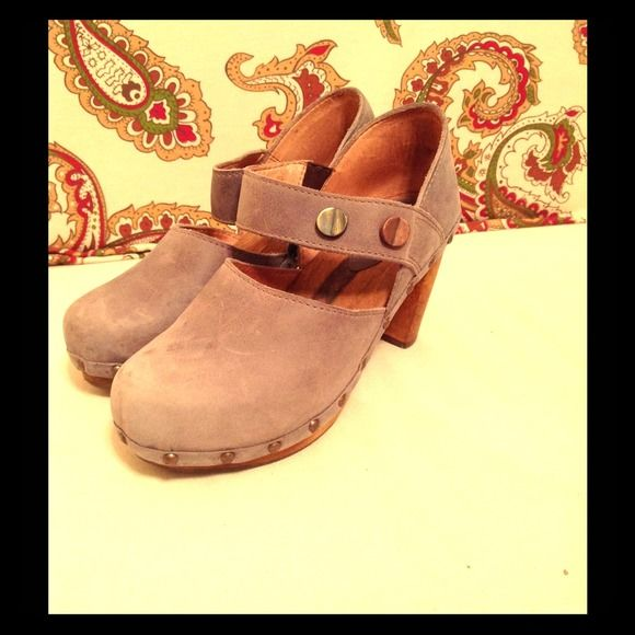 Sanita Mary Jane clogs. Size 7 Slightly worn, very cute, Sanita Mary Jane clogs. Comfy and durable.  Sanita Shoes Mules & Clogs
