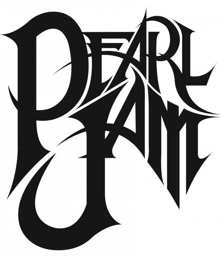 Pearl Jam Logo   Pearl Jam. Colección de tabs Guitar Pro/ Tux Guitar