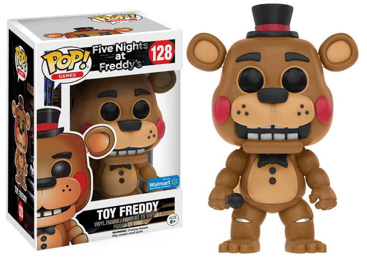 Coming Soon: More Five Nights at Freddy's! | Funko