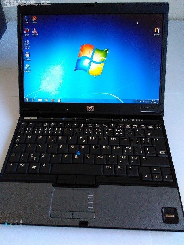 HP Compaq 2510p - obrázek číslo 1