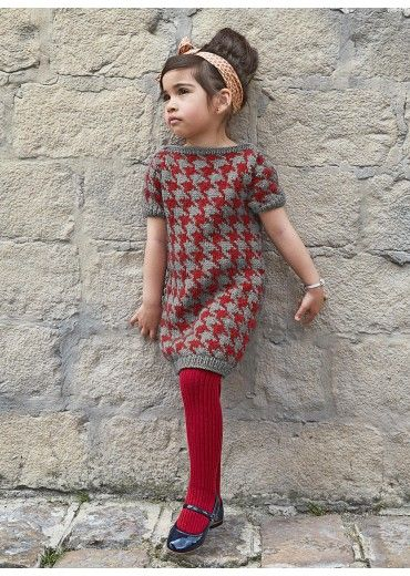 Mag. 168 - n° 35 Robe manches courtes Modèles, broderie & tricot Achat en ligne. 2-8 years