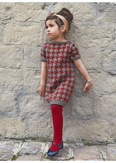 Mag. 168 - n° 35 Robe manches courtes Modèles, broderie & tricot Achat en ligne