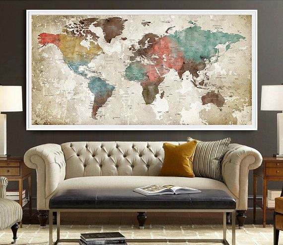 25 best ideas about map wall art on pinterest map wall decor world