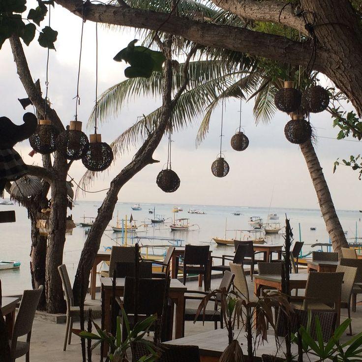 Sunrise @ Semawang Beach. so tranquil.