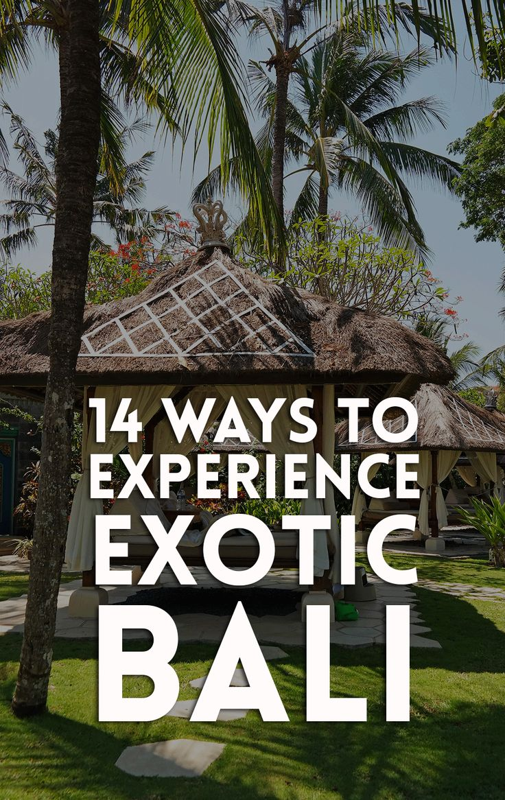 14 Ways to Experience Exotic Bali http://www.huffingtonpost.com/findery/14-ways-to-experience-exo_b_6715766.html