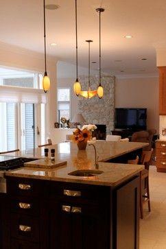 T-shape Kitchen Island Design, Pictures, Remodel, Decor and Ideas | Kitchen  | Pinterest | Best Island design, Kitchens and Kitchen stuff ideas