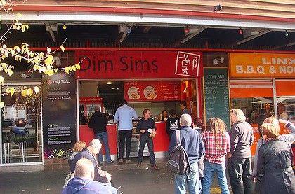 Dim Sims - South Melbourne