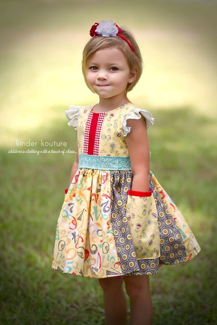 Best 25 Kids Clothes Patterns Ideas On Pinterest  Sewing -8669