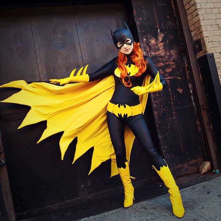 Batman and batwoman costumes