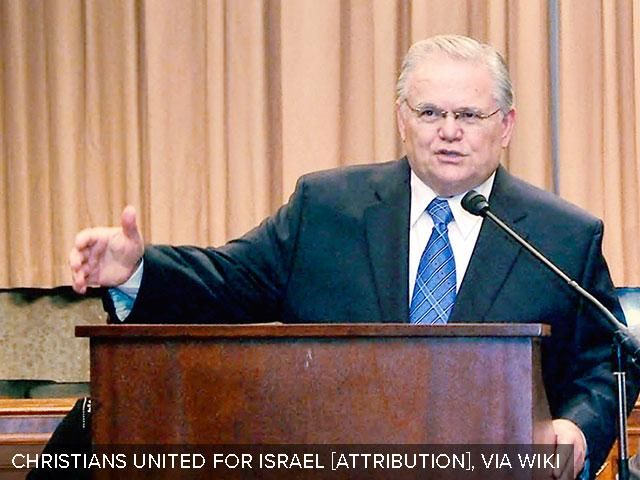Pastor John Hagee made national headlines a few years ago with his studies and observations on the series of four blood moons that appeared in the sky and all coincided with Jewish feast days. Now he's drawing other connections between biblical prophecies and current events around the world right now.