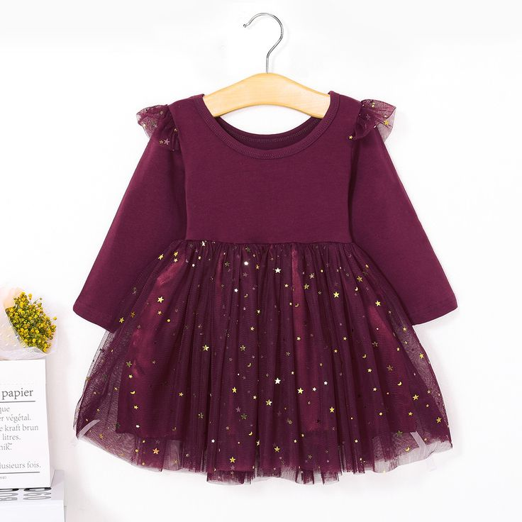 daily deals for moms patpat girls long sleeve dresses toddler