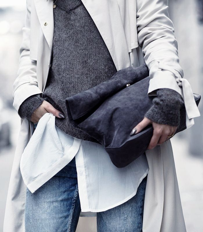 The Suede Trend Is Upon Us. This Is How You Wear It - Outfits And Ideas