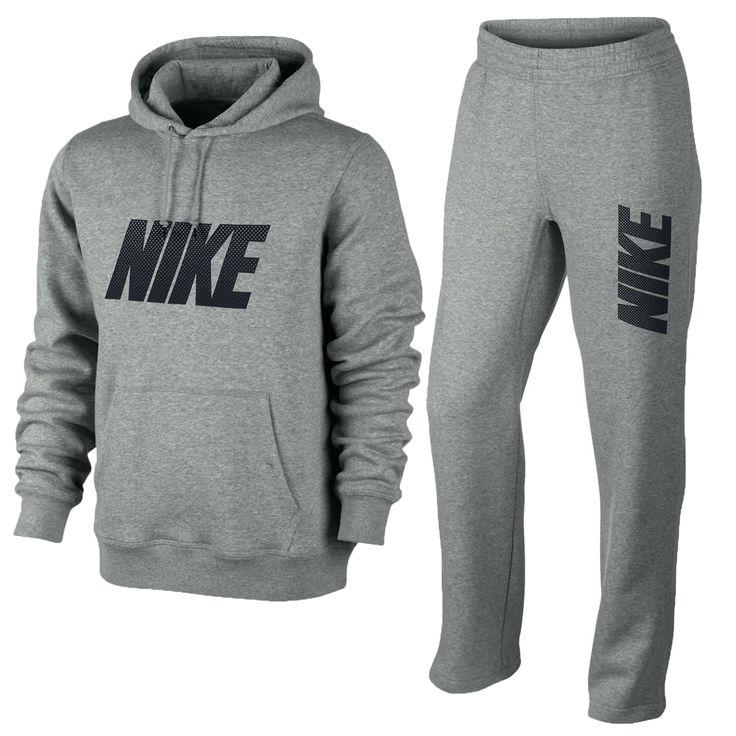 Nike Tracksuit And Hoodie