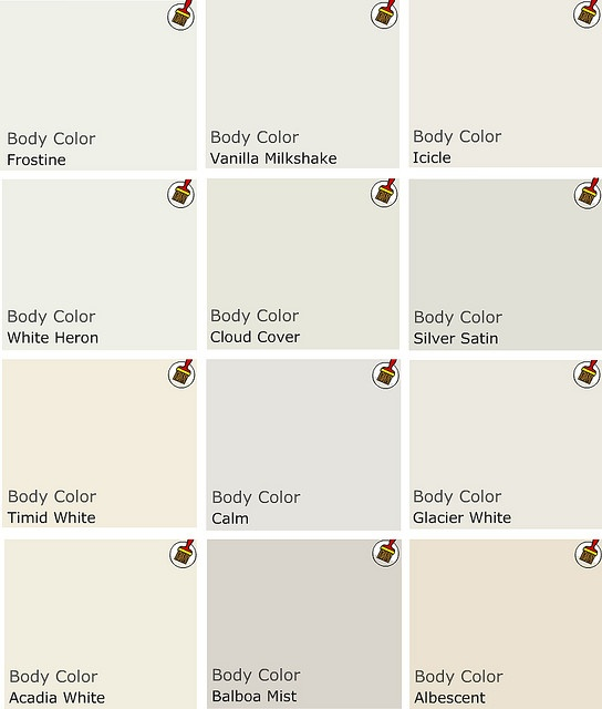 How To Choose The Right Off White Paint: Best 25+ Off White Paints Ideas On Pinterest