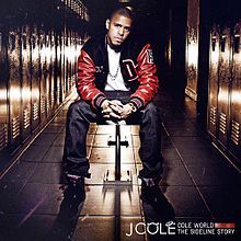 Favorite artist and his newly released album!!! Cole World baby no snuggie :)