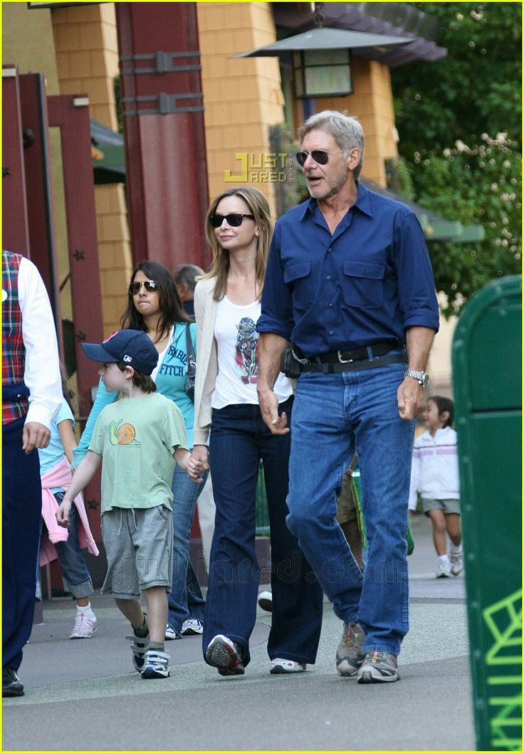 Harrison ford photo gallery | ... , Celebrity Babies, Harrison Ford, Liam Ford Photos | Just Jared