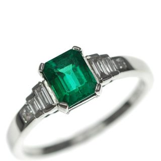 16 best art deco style rings by victoria james jewellers images on art deco octagon emerald and baguette diamond ring aloadofball Gallery