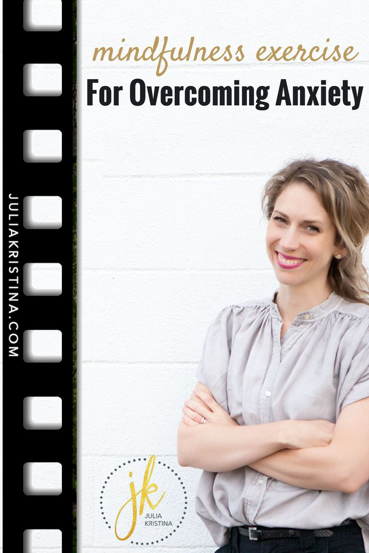 I teach a quick and easy exercise to significantly reduce feelings of anxiety, worry, and panic immediately. Click to watch the video!