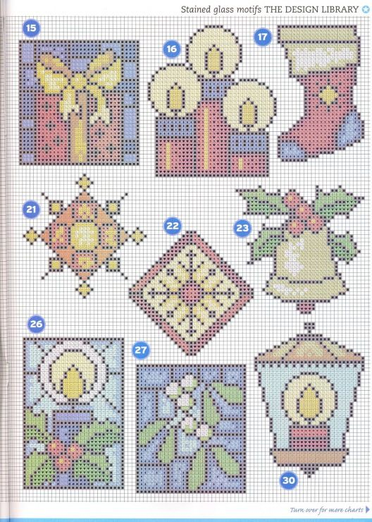 Gallery.ru / Фото #33 - The world of cross stitching 144 - tymannost