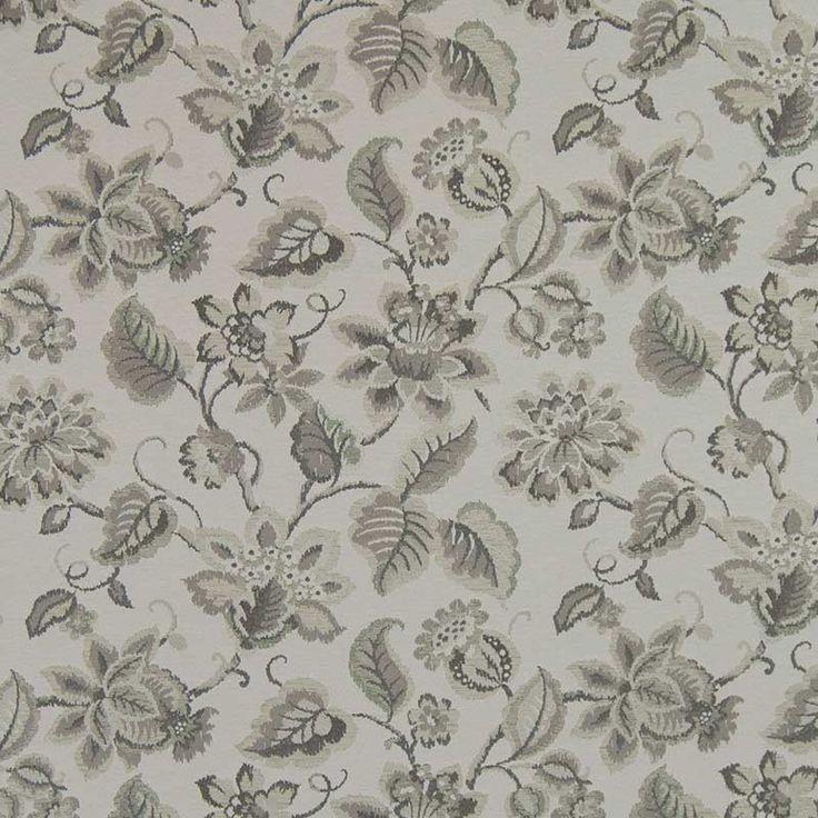 Warwick Fabrics : ARYANA, Colour PARCHMENT