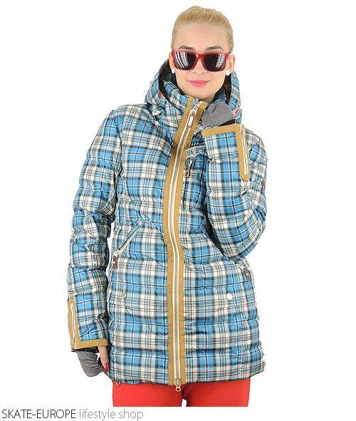 Snowboard jacket Roxy - Torah Bright Influencer (310€)