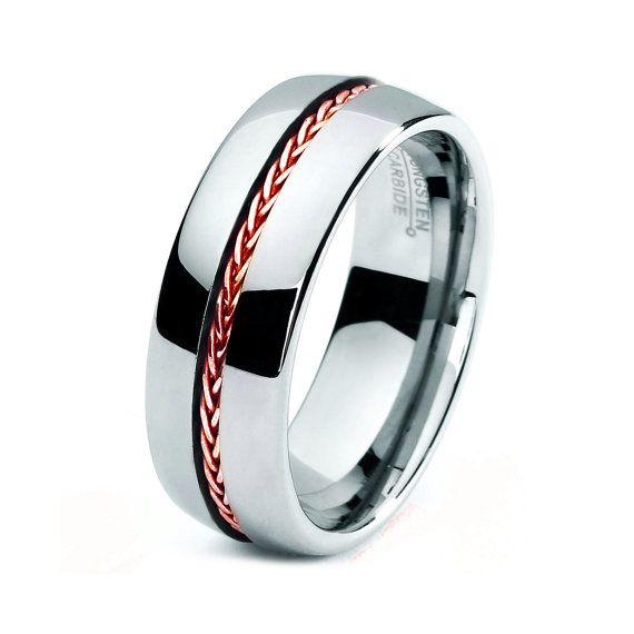 Best 25 Mens Silver Wedding Bands Ideas On Pinterest