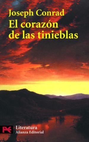 El Grito: EL CORAZÓN DE LAS TINIEBLAS, de Joseph Conrad