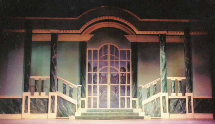 Scenery for Annie Musical | Annie Scenery