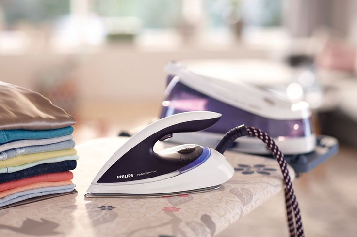 Perfection in ironing!