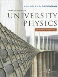 University Physics with Modern Physics (12th Edition) - Free eBook Online
