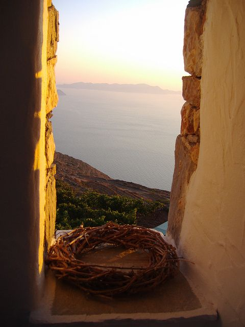 finestra,sikinos by silvia07(very busy), via Flickr