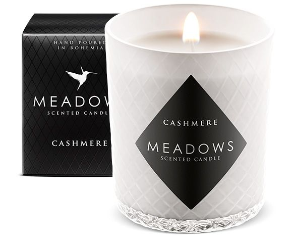 Cashmere– Meadows – vonné svíčky