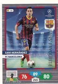 Xavi Hernandez Fan's Favourite