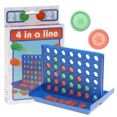 Spel 4 op een lijn