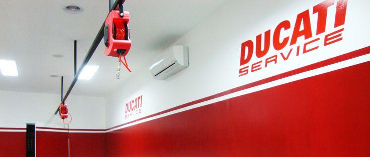 Area Ducati Service
