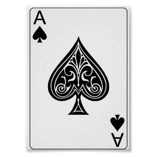 les 25 meilleures id es de la cat gorie as de pique sur pinterest poker cartes jouer et. Black Bedroom Furniture Sets. Home Design Ideas