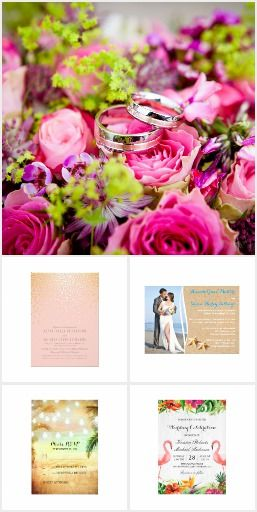 Top Bestselling Wedding Invitations