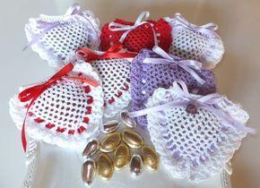 Cuori all'uncinetto per San Valentino: gli schemi per realizzarli [FOTO] - NanoPress Donna
