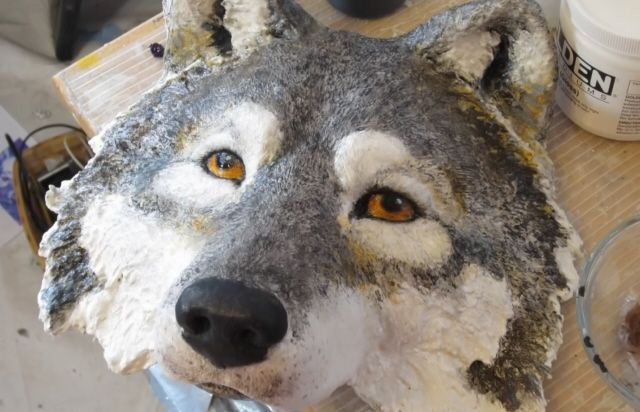 Great site with everything about Paper mache