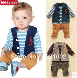 Online Shop Free shipping A patterned clothing baby even dress long climb clothes|Aliexpress Mobile