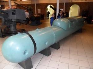 Italian Human Torpedo - WalkAround
