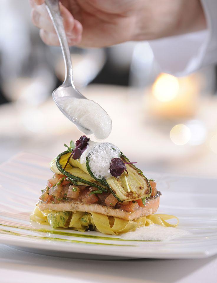 Das Kronthaler | Alpine Style Hotel | Austria | http://lifestylehotels.net/en/das-kronthaler | restaurant, food, extraordinary, delicious