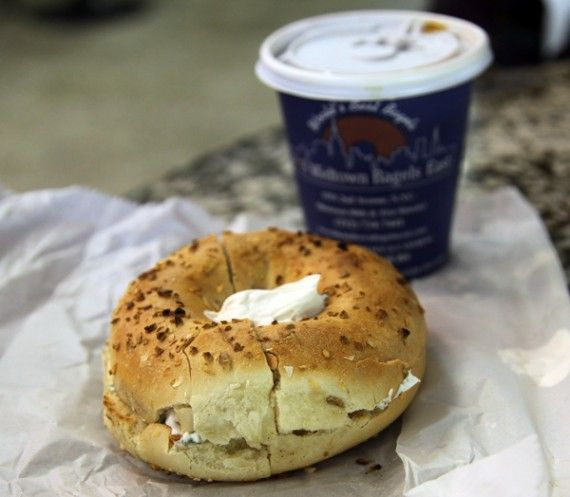 h and h bagel nyc