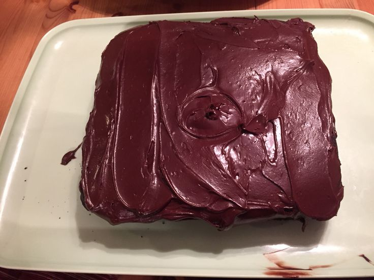 Cake Designs Gone Wrong : Canot go wrong with chocolate! #cake #letthemeatcake # ...