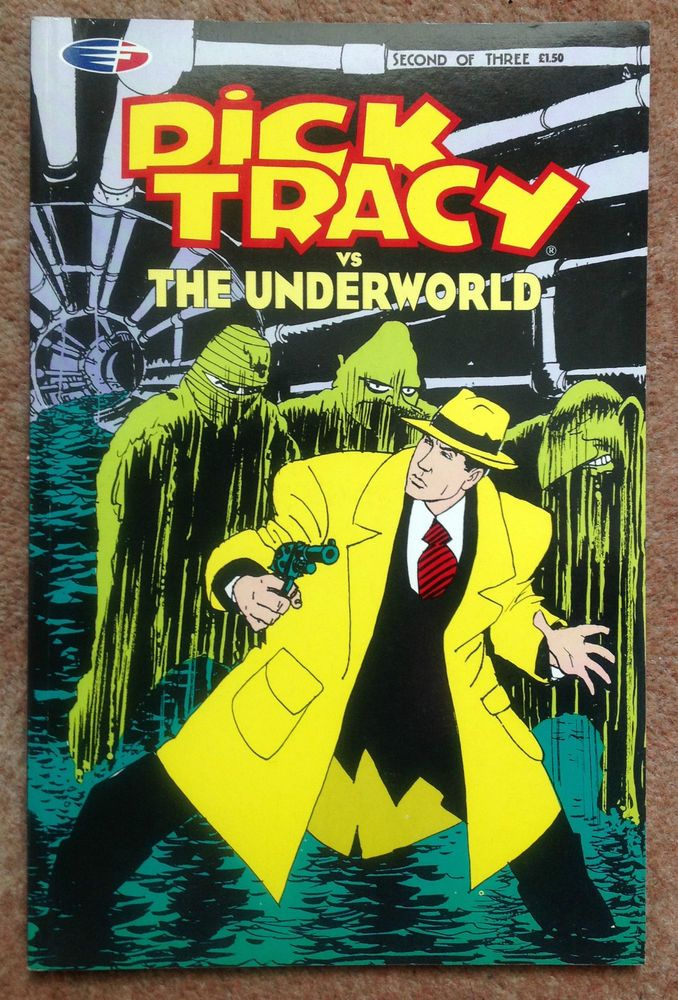 Dick Tracy Vs The Underworld Comic 1990 Madonna Movie Tie In from $10.14