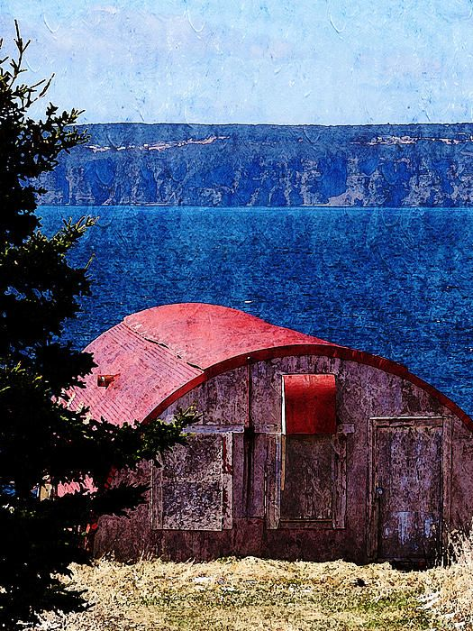 Red Barn by Zinvolle - Photo taken in St. John's, Newfoundland, Canada