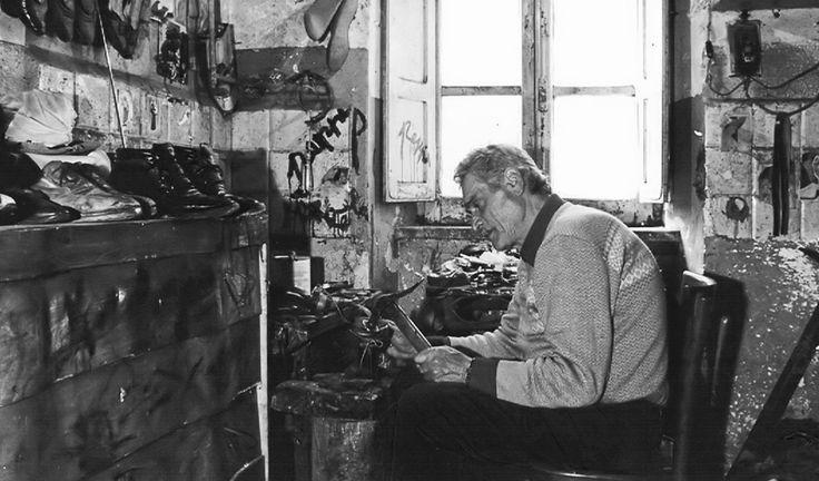 The Italian shoemaker: history of an ancient artisanal tradition